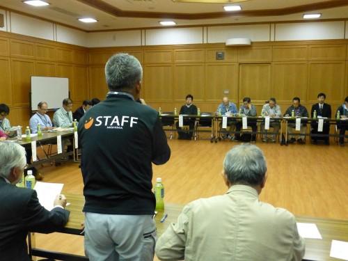 第3回関係者会議が開催されました。